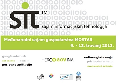 eGovernment u Hercegovini – SIT 2013.